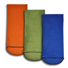 PUSH^! 登山戶外用品 全開式四季 睡袋 內膽 空調被