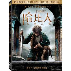 哈比人:五軍之戰 雙碟版The Hobbit: The Battle of the Fiv