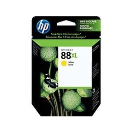 HP K5400 K8600 L7580 C9393A  NO:88XL  黃色墨水匣
