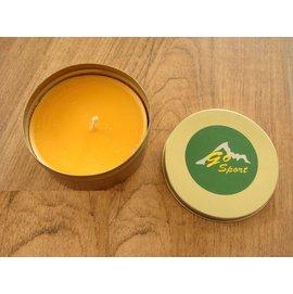大林小草~【26511】 防蟲蠟燭圓鐵盒、防蚊蠟燭、香茅蠟燭