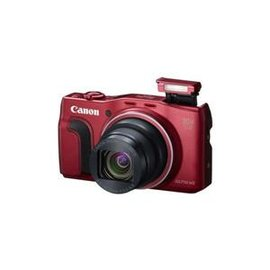 ~人言水告~Canon PowerShot SX710HS^(紅^)薄型變焦類單眼相機 ~
