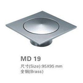 ~衛浴先生~MD19落水頭 砌磚 浴缸按壓式排水器.也 用於防臭落水頭防止臭氣上來 M~0