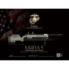 ~JP武裝~VFC 美國海軍陸戰隊 U.S.M.C M40A5 全配豪華限定版 瓦斯狙擊槍
