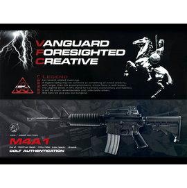 ~JP武裝~VFC M4A1 COLT 全金屬 瓦斯動力 卡賓槍~VFCGM4COLT