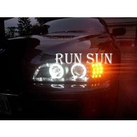 ~○RUN SUN 車燈 車材○~ BMW 寶馬 96 97 98 99 00 01 02