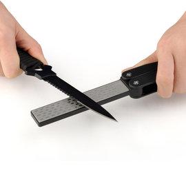 ~詮國~TAIDEA 泰帝科技 磨刀工具  隨身型鑽石折疊磨刀器  粗磨與細磨兼顧 ~ T