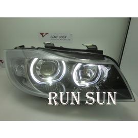 ~○RUN SUN 車燈 車材○~  BMW 寶馬 05 06 07 08 09 E90