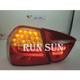 ~○RUN SUN 車燈 車材○~ BMW 寶馬 06 07 08 E90 3系列 320