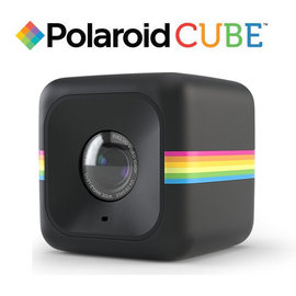 Polaroid POLC3K Cube HD 微型 行動  攝影機 Video Blac