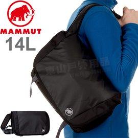 ~Mammut~長毛象 8L~多 側背包 Shoulder Bag Round 休閒背包