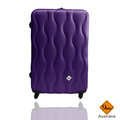 Gate9波西米亞系列24吋ABS輕硬殼行李箱旅行箱