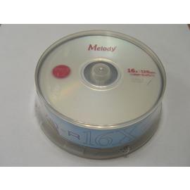 MELODY DVD~R 4.7GB 16X 25入布丁桶