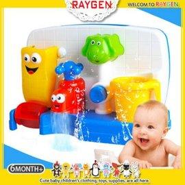 玩具 嬰兒戲水大象噴水水龍頭洗澡玩具【HH婦幼館】