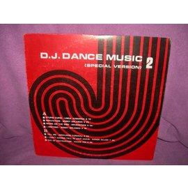 影音帝國~~D.J. Dance Music 2~~舞曲 輯~~早期黑膠唱片LP~~完整良