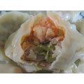 鮮蝦高麗菜 冷凍水餃^(20顆 包^)