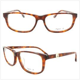 目光眼鏡*Agnes b 小b ABP-242 法國時尚 復古 玳瑁 戒指 光學眼鏡