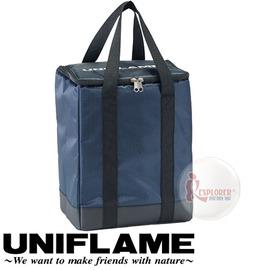 探險家戶外用品㊣630105 日本UNIFLAME 暖爐收納袋 (適用630020 電子點火瓦斯暖爐 取暖烤爐替
