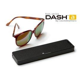《育誠科技》『soundmatters Dash a 』藍芽音響揚聲器/藍牙喇叭/Bass-Battery/總代理公司貨