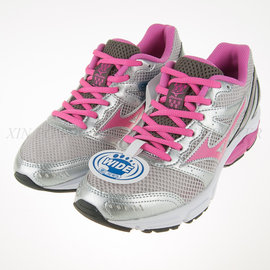 6折出清~美津濃Mizuno WAVE LEGACY WIDE 2 寛楦 女慢跑 運動鞋 (J1GF151465)