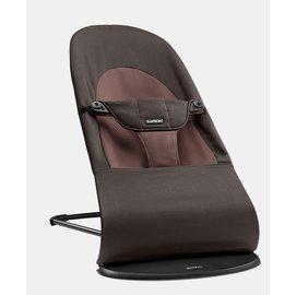 【紫貝殼】『GCH25-2』BabyBjorn Bouncer Balance Soft 柔軟彈彈椅-咖啡【彈彈椅自然擺動不需使用電池/符合人體工學】【正品】