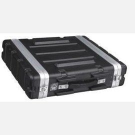 SPT ABS雙門行動機櫃2U 瑞克箱 航空箱 機櫃 塑鋼箱