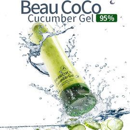 韓國Beau CoCo 95^%補水保濕小黃瓜凝膠^(250ml^)~美麗販售機~