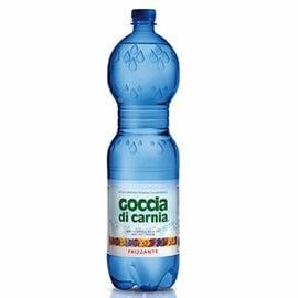義大利高地卡尼天然氣泡礦泉水 瓶裝 1500mlx6入