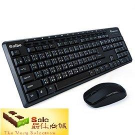 ~ 商城~aibo M06 2.4G無線多媒體鍵盤滑鼠組 LY~ENKM06~2.4G