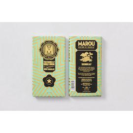 Marou 80^%Tien Giang 黑巧克力片 80g