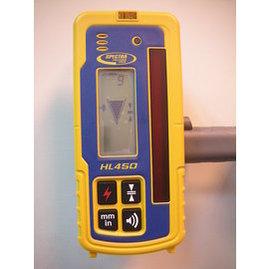 美國TRIMBLE Spectra HL450雷射 接收器 雷射水平儀 數字型戶外接收器
