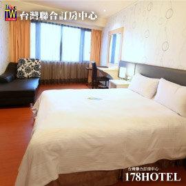 ►位於斗六市中心雲林緻麗伯爵酒店.雙人房 住宿2499元(含早餐)代訂房