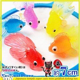 玩具 玩具 日本廟會 夜市 撈魚 遊戲 金魚 單隻【HH婦幼館】