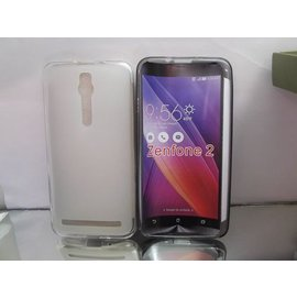 ASUS ZenFone 2 (ZE550CL/ 5.5吋) 手機保護果凍清水套 / 矽膠套 / 防震皮套