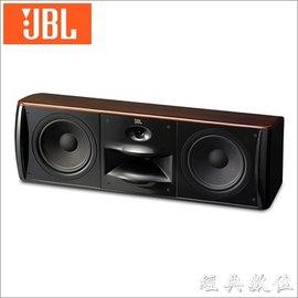 ~JBL家庭劇院 3音路四單體雙號角雙6.5吋低音中置喇叭 LS Center
