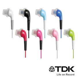 TDK CLEF~Fit2 TH~EC100 耳道式繽紛耳機 貨 附保卡 一年