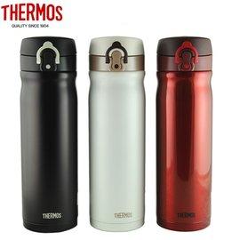 THERMOS膳魔師不鏽鋼真空專利彈蓋隨手保溫杯瓶500ml JMY-500 **免運費**