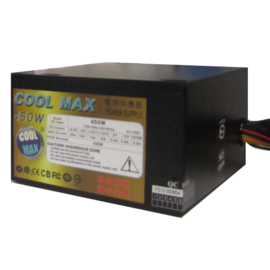 COOL MAX power/電源供應器 (450W)
