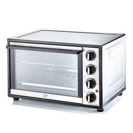 尚朋堂 28L 雙溫控不鏽鋼旋風雙層玻璃烤箱SO~9128S