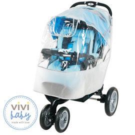 ViVibaby~開窗型推車防風雨罩~XL^(御捷輪可 ^)