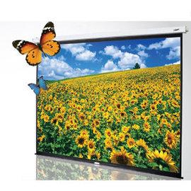 卡色式CASOS WME~87 98吋 電動席白幕^~電動布幕馬達靜音,電動銀幕全系列通過