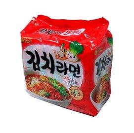 ~易購樂~韓國SAMYANG~韓國泡菜風味拉麵 5包 袋  內銷版 韓國泡麵 夯  韓國泡
