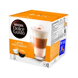 雀巢咖啡DOLCE GUSTO 拿鐵咖啡膠囊盒裝