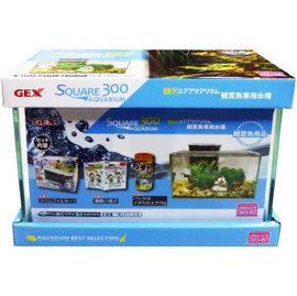 ~Sigo Shop~GEX 方型套缸 300^(30^~17^~22cm^)