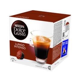 雀巢咖啡DOLCE GUSTO 美式濃黑濃烈咖啡膠囊盒裝