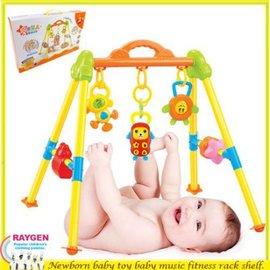 玩具 玩具 多功能 啟蒙 嬰兒 音樂 健身架 遊戲架 【HH婦幼館】