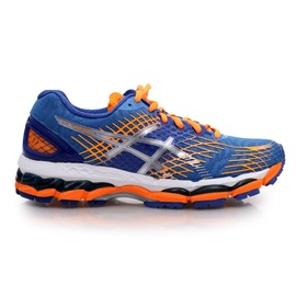 ASICS GEL~NIMBUS 17~D 女慢跑鞋^( 路跑 寬楦 亞瑟士~020146