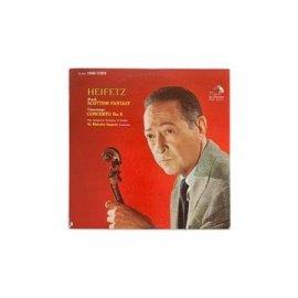 LSC~2603 布魯赫︰蘇格蘭幻想曲、魏歐當︰第五號小提琴協奏曲 ^( 200 克 LP