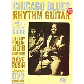 ~爵士 藍調系列~Chicago Blues Rhythm Guitar
