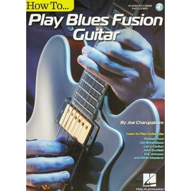 ~爵士 藍調系列~How to Play Blues~Fusion Guitar