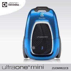 【簡單生活館】(贈紙袋*2+靜電撣+2用+L管+狹縫吸頭) Electrolux 伊萊克斯 UltraOne mini 藍寶精靈 吸塵器 ~~ ZUOM9922CB